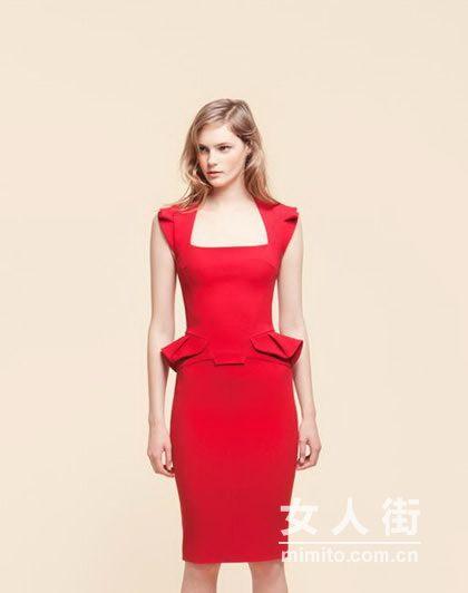 2012早春度假系列艾莉·萨博女装